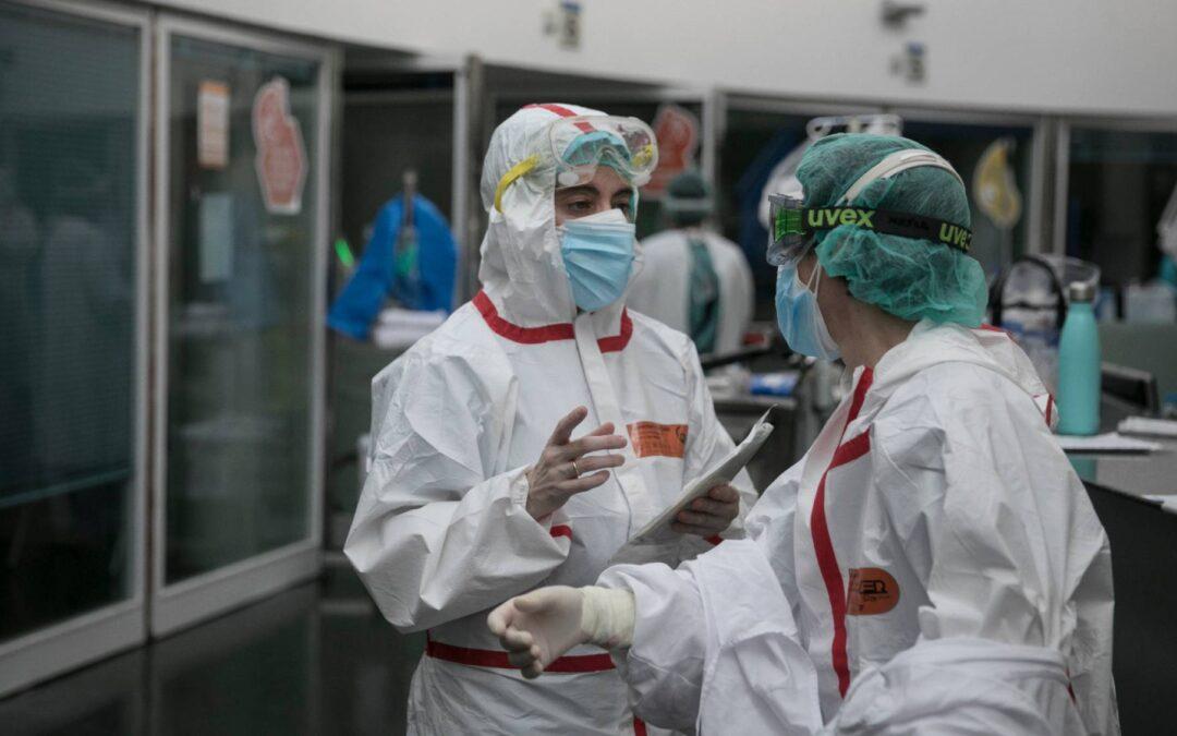 Les professions, resposta a un món en crisi